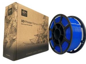 Pet-g цвет синий 1.75мм 1 кг АБС Мейкер