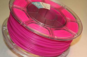 Pet-g цвет розовый флуоресцентный 1.75мм 1 кг АБС Мейкер