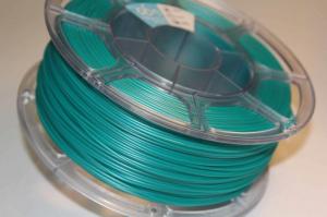 Pet-g цвет бирюзовый перламутр 1.75мм 1 кг АБС Мейкер