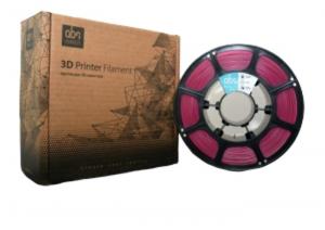 Pet-g цвет сиреневый перламутр 1.75мм 1 кг АБС Мейкер
