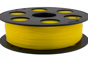 Желтый ABS пластик Bestfilament для 3D-принтеров 1 кг (1,75 мм)