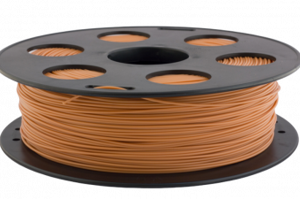 Коричневый PLA пластик Bestfilament для 3D-принтеров 1 кг (1,75 мм)
