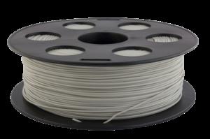 Светло-серый PLA пластик Bestfilament для 3D-принтеров 1 кг (1,75 мм)