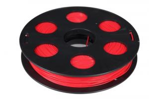 Красный Bflex пластик Bestfilament для 3D-принтеров 0.5 кг (1,75 мм)