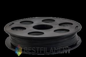 Черный ABS пластик Bestfilament для 3D-принтеров 0,5 кг (1,75 мм)