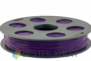 Фиолетовый ABS пластик Bestfilament для 3D-принтеров 0,5 кг 1.75 мм, Пластик для 3D принтера