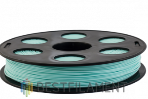 Небесный ABS пластик Bestfilament для 3D-принтеров 0,5 кг (1,75 мм)