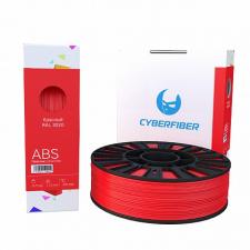 ABS пластик CyberFiber, 1.75 мм, красный, 750 г