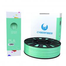 PLA пластик CyberFiber, 1.75 мм, лазурный 750 г