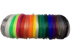 Набор Pet-G пластика АБС Мейкер для 3D ручек 22 цвета