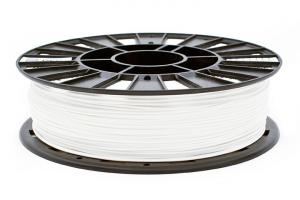 PLA пластик REC, 1.75 мм, белый, 750 гр.