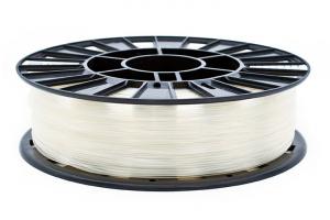 PLA пластик REC, 1.75 мм, натуральный, 750 гр.