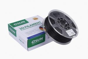 PETG пластик ESUN, 1.75 мм, черный, 1 кг
