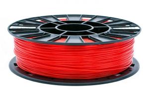 PLA пластик REC, 1.75 мм, красный, 750 гр