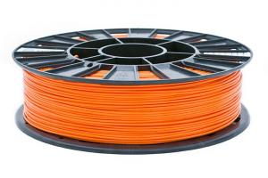 PLA пластик REC, 1.75 мм, оранжевый, 750 гр.