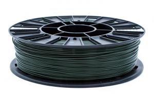 PLA пластик REC, 1.75 мм, хаки, 750 гр.
