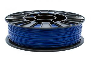 PLA пластик REC, 1.75 мм, синий, 750 гр.