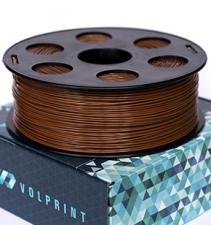 Шоколадный ABS пластик VolPrint для 3D-принтеров - 1.75 мм 1 кг