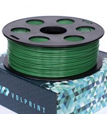Зеленый ABS пластик VolPrint для 3D-принтеров 1.75 мм 1 кг