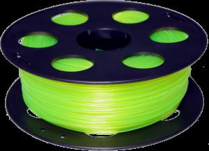 Флуоресцентный желтый PETG пластик Bestfilament для 3D-принтеров 1 кг (1,75 мм)