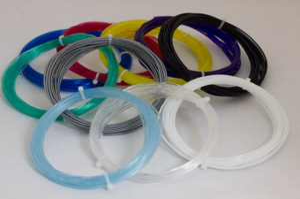 Набор SBS пластика Watson Bestfilament для 3D ручек 10 цветов