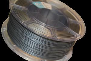 Пластик PLA для 3D печати АБС Мейкер TITANIUM, 1.75мм, 1 кг