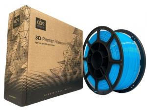 Pet-g цвет голубой 1.75мм 1 кг АБС Мейкер