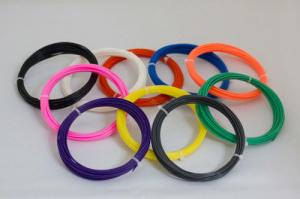 Набор ABS пластика Bestfilament для 3D ручек 10 цветов