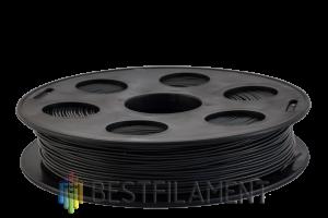 Черный Bflex пластик Bestfilament для 3D-принтеров 0.5 кг (1,75 мм)
