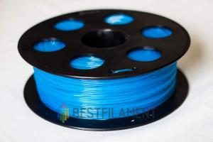 Флуоресцентный голубой PETG пластик Bestfilament для 3D-принтеров 1 кг (1,75 мм)