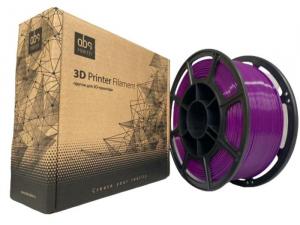 Pet-g цвет фиолетовый 1.75мм 1 кг АБС Мейкер