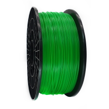 PETG зелёный FDPlast Царевна лягушка 1,75 мм 1 кг.