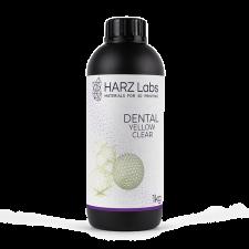 Фотополимер HARZ Labs Dental Yellow Clear 1 кг