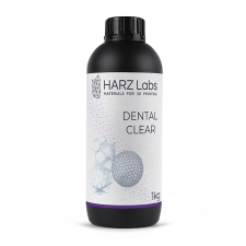 Фотополимер HARZ Labs Dental Clear 1 кг