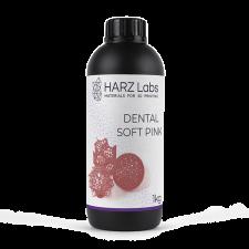 Фотополимер HARZ Labs Dental Soft Pink 1 кг