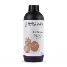 Фотополимер HARZ Labs Dental Peach Form2 1 кг