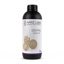 Фотополимер HARZ Labs Dental Sand  A3 1 кг